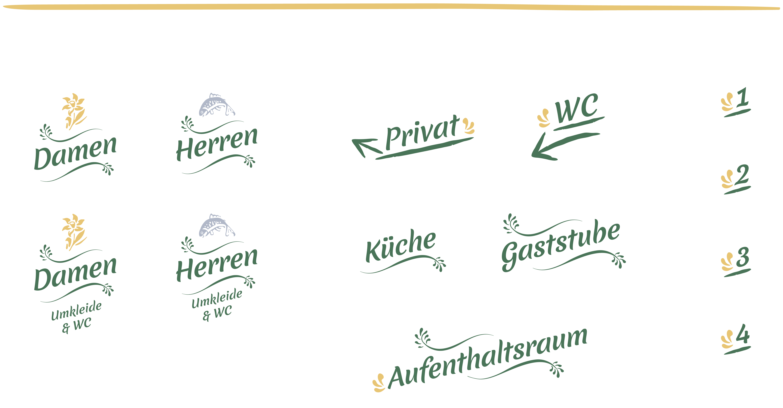 Seewiese Altaussee Environmental Signage